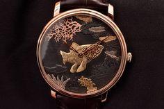 假若你願意豪洗一筆,換來手上的一隻珍罕高精腕錶,儘管限量生產的價值,已展現你的尊貴身份,但又怎及得上為其刻上專屬你的代表元素?早前,位於紐約...