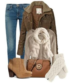 Winter outfit for women, www.lolomoda.com