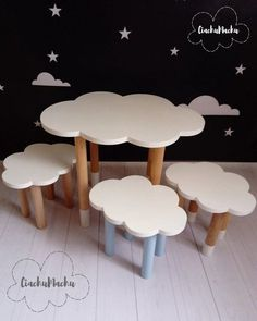 Furniture Stores In Maryland Referral: 2259395410 Painted Baby Furniture, Diy Kids Furniture, Barbie Furniture, Furniture Legs, Garden Furniture, Furniture Design, Plywood Furniture, Bedroom Furniture, Etsy Furniture