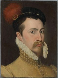 Elizabeth I.'s 'Sweet Robin'., Robert Dudley, the Earl of Leicester. A poem, penned by Elizabeth, 'Upon Monsieur's Departure', in French, is supposed to be about Francis, Duc of Anjou and Alencon. But, Dudley left court at the same time as the Duke. I believe the poem was penned about Dudley.