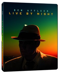 Live by Night - Amazon exklusiv (Steelbook)