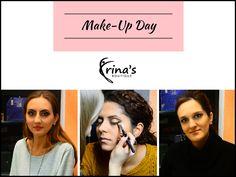 Joi, pe 10 decembrie, inca 3 minunate castigatoare, s-au bucurat de un make-up profesional, realizat cu produsele Prestige Cosmetics! ❤ #irinasboutique #makeupday #makeup #prestigecosmetics