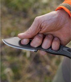 L.L.Bean GTO Hybrid Hunter Knife Wilderness Survival, Survival Prepping, Survival Gear, Survival Skills, Survival Essentials, Apocalypse Survival, Survival Equipment, Camping Equipment, Primitive Survival