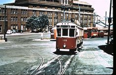 Timespanner: Wellington trams, cable cars, trolleys and harbour Cuba Street, Queen Elizabeth Park, Hunter Street, Wellington City, New Zealand Landscape, Before Us, Town Hall, British Isles, Auckland