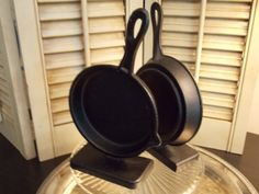 BOOKENDS Solid CAST IRON Dimensional Cast by VintageCreativeAccen