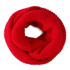 HDE Womens Knit Warm Winter Infinity... $4.49 #HDE