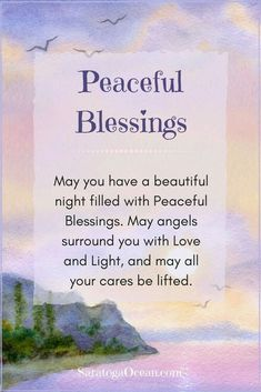 Sending you peaceful blessings for a relaxing, rejuvenating night! Evening Greetings, Good Night Greetings, Good Night Messages, Night Wishes, Sunday Morning Quotes, Happy Sunday Quotes, Blessed Quotes, Sunday Night, Good Night Sister
