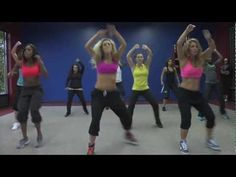 ▶ Rain Over Me Zumba - YouTube