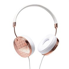 Need these for the plane! travel in style :) HEADPHONES - Mimco X Frends Monogramania Verona, Cute Headphones, Girly Things, Girly Stuff, Workout Accessories, Love Rose, Technology Gadgets, Travel Style, Jewelery