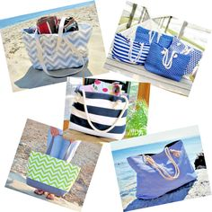 Beach Bags and Totes Many Styles Sizes And Types  | eBay