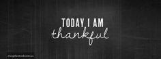 Facebook Quotes Grateful. QuotesGram