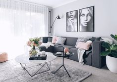imm24: Living room goals by the amazing @oh.eight.oh.nine ...