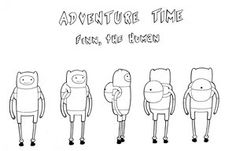 "My model sheet of ""Finn, The Human"" from Adventure Time! Finn, The Human: Model Sheet Turn-around Adventure Time Drawings, Adventure Time Quotes, Adventure Time Style, Adventure Time Characters, Character Model Sheet, Character Modeling, Simple Character, Character Concept, Character Design Animation"