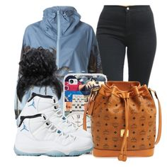 """Pissed Right Now.."" by nasiaamiraaa ❤ liked on Polyvore featuring adidas, FOSSIL, MCM, NanaOutfits and ABishBouttaGetJumped"
