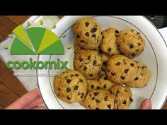 Cookies américains au Thermomix - Cookomix