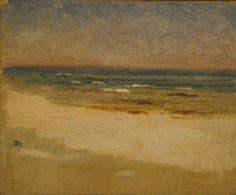 Beach at Falsterbo - Johan Krouthén - The Athenaeum A4 Poster, Poster Prints, Change Your Mind, Skagen, Vintage Artwork, Fine Art, Royal Mail, Painters, A3