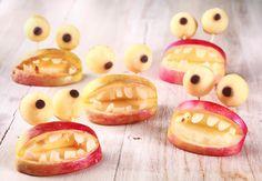 Wie bekommt man Kinder beim Kindergeburtstag dazu, Gemüse und Obst zu essen? Lustige Fingerfood Rezepte machen es möglich, aber schaut selbst.