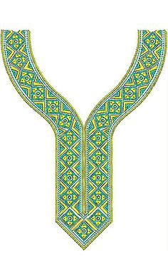 Gulf Clothing   Motif Embroidery Design
