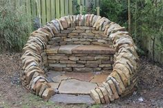 Dunblane Seat by James Parker.drystonesculp Dunblane Seat by James Parker.drystonesculp The post Dunblane Seat by James Parker.drystonesculp appeared first on Garten. Backyard Projects, Garden Projects, Stone Masonry, Dry Stone, Garden Features, Garden Seating, Garden Structures, Stone Work, Dream Garden