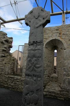 The Doorty High Cross - Kilfenora, Ireland - Photo