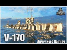 World of Warships: The  V-170 - YouTube