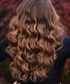 Long and curly hairstyles carmal brown hair awesome hairstyles for long hairs 2017