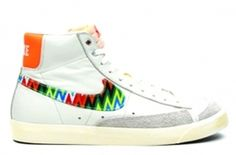 #Nike #BLAZER MID 77 PRM VNTG