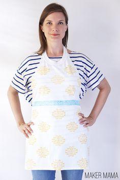 Maker Mama Craft Blog: Tshirt Apron