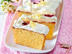 Unser beliebtes Rezept für Zitronenkuchen mit Crème-fraîche-Haube und mehr als 55.000 weitere kostenlose Rezepte auf LECKER.de.