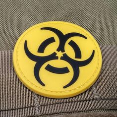 Biohazard moral patch