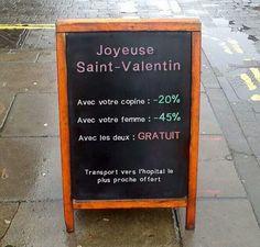 #Saint-Valentin #hôpital #humour