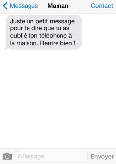 Maman qui n'a pas encore compris le concept des SMS :( . Lol, Keep Calm Quotes, Image Fun, Funny Text Messages, Tecno, Funny Texts, Funny Quotes, Hilarious, Funniest Quotes