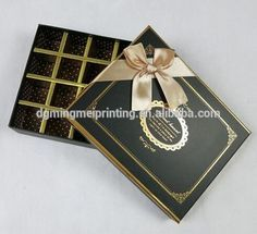 Source Decorative Cardboard Paper Chocolate Boxes Wholesale, custom chocolate boxes packaging on m.alibaba.com