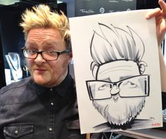 News & Blog from Spot On Caricatures