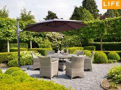 LIFE Rattan Gartenstuhl Ambrosia kaufen im borono Online Shop