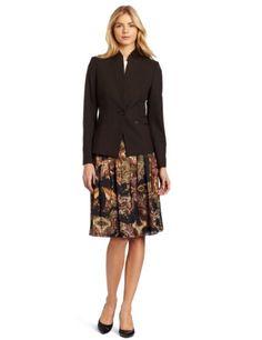 Jones New York Women`s One Button Jacket $164.50