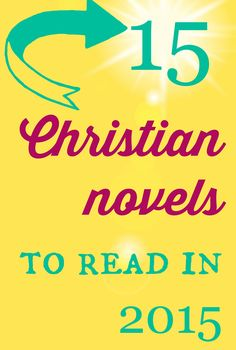 Read a good book lately? I have. 15 in fact! Below are fourteen Christian novels that I read in 2014 ... and the one I'm currently reading. (I'm enjoying it.) All the books that I read last year we...
