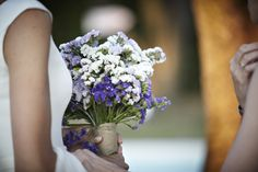A rústica bouquet