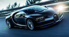 Bugatti Says Its Next Hypercar Will Be Electrified