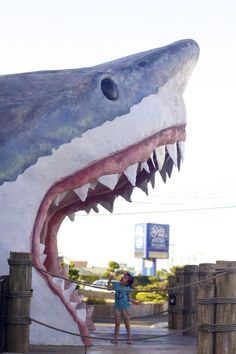 Ocean Shores, Washington ... is this the cutest little beach town or what?