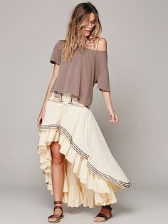 Free People Rises in the East Skirt, €182.91