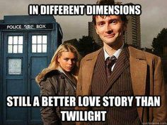 Um, excuse me, this is an INFINITELY better love story than twilight. No question.