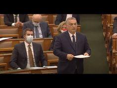 Orbán Viktor viszontválasza a frakciók reagálását követően - YouTube Youtube, Youtubers, Youtube Movies