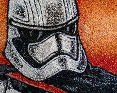 glitter art phasma Gwendolyn Christie, Star Wars Vii, Glitter Art, Cosplay Costumes, Baseball Hats, Stars, Baseball Caps, Caps Hats, Sterne
