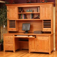 Image detail for -Cheap Computer Desks For Home Office » Blog Archive » Desk Hutch