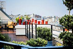 Appartement Parisien - Rooftop terrace