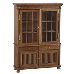 Windowpane Cabinet