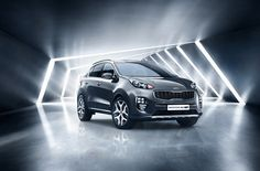 KIA on Behance
