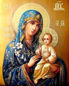 Богородица - Неувядаемый цвет.   Владимир Александров
