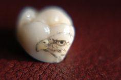 Tattoos on teeth or 'tatteeth' are rising in popularity!